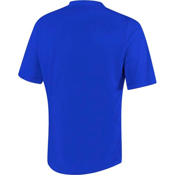 Macron Andromeda Shirt Korte Mouw Heren - Royal / Wit
