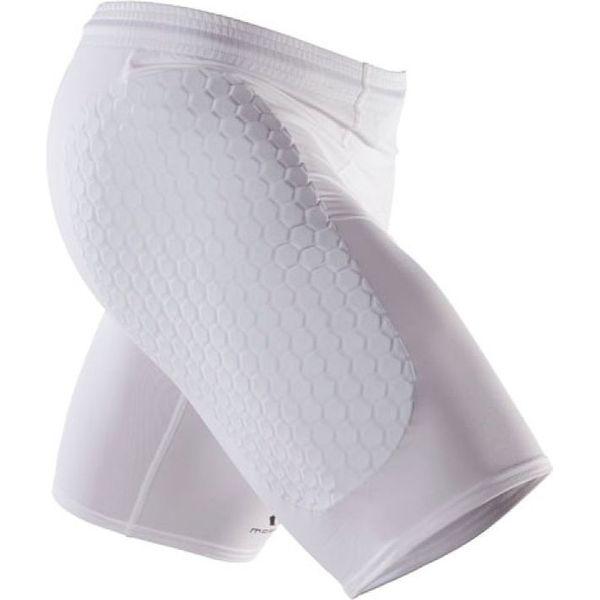 Mcdavid Hex™ Sliding Shorts Heren - Wit