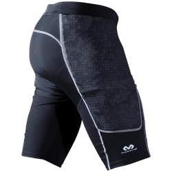 Mcdavid Barcelona Protection Short - Zwart / Camouflage