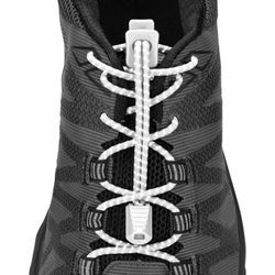 Nathan Reflective Hardloop Veters - Wit