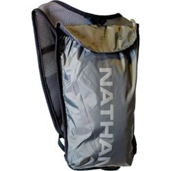 Nathan Quickstart 3 L (Met 1,5 L Drinkblaas) Hydratatie Vest - Grijs / Antraciet