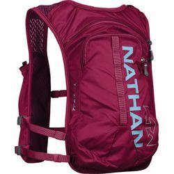 Nathan Trail-Mix 7 L (Met 2 L Drinkblaas) Hydratatie Vest - Bordeaux / Hemelsblauw