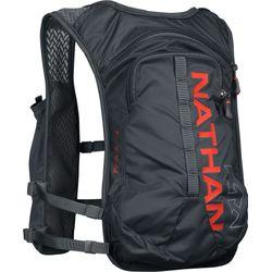 Nathan Trail-Mix 7 L (Met 2 L Drinkblaas) Hydratatie Vest - Antraciet / Rood