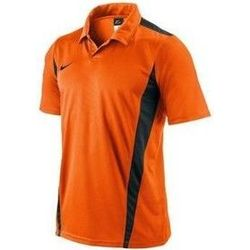 Nike Striker II Maillot Manches Courtes Hommes - Safety Orange / Black