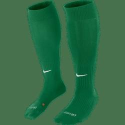 Nike Classic 2 Chaussettes De Football - Pine Green / White