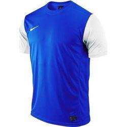 Nike Classic IV Shirt Korte Mouw Heren - Royal / Wit