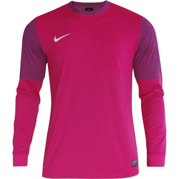 Nike Club II Keepershirt Lange Mouw Heren - Fireberry