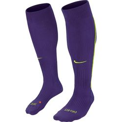 Nike Vapor III Chaussettes De Football - University Red / Volt
