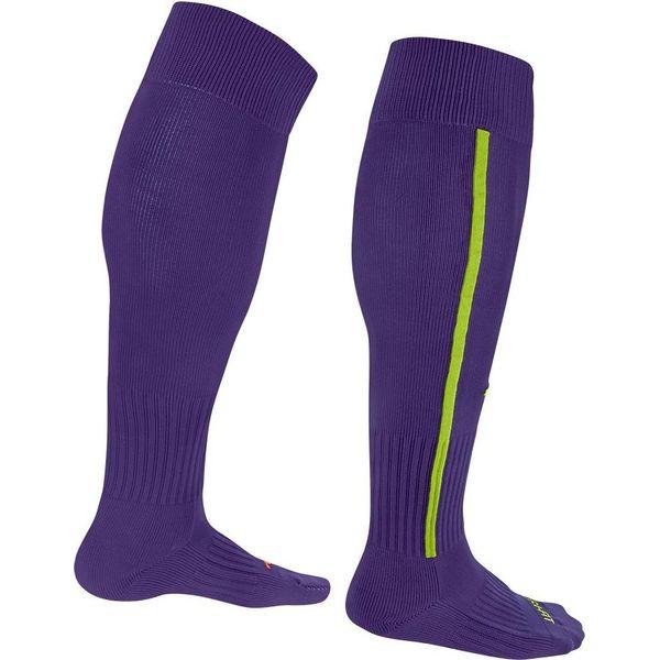 Nike Vapor III Voetbalkousen - Court Purple / Volt