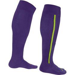 Voorvertoning: Nike Vapor III Voetbalkousen - Court Purple / Volt