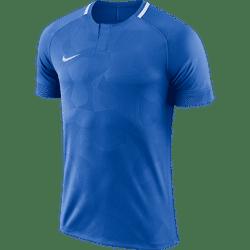 Nike Challenge II Shirt Korte Mouw Heren - Royal