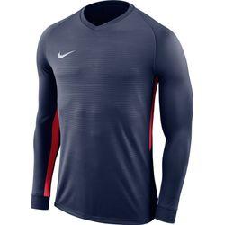 Nike Tiempo Premier Voetbalshirt Lange Mouw Kinderen - Marine / Rood