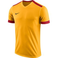 Nike Park Derby II Shirt Korte Mouw - Geel / Rood