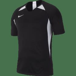 Nike Legend Shirt Korte Mouw Heren - Zwart / Wit