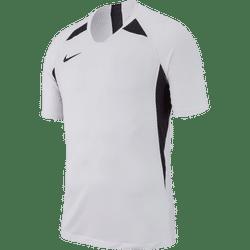 Nike Legend Shirt Korte Mouw Heren - Wit / Zwart