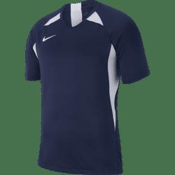 Nike Legend Shirt Korte Mouw Heren - Marine / Wit