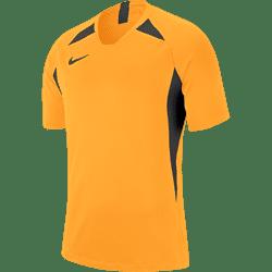 Nike Legend Shirt Korte Mouw Heren - Geel / Zwart