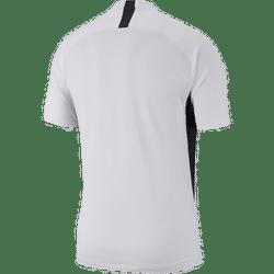 Voorvertoning: Nike Legend Shirt Korte Mouw Kinderen - Wit / Zwart