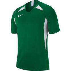 Nike Legend Shirt Korte Mouw Kinderen - Groen / Wit