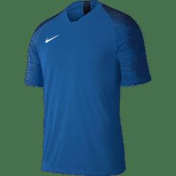 Nike Strike Shirt Korte Mouw Heren - Royal