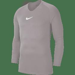 Nike Park First Layer Shirt Lange Mouw Heren - Grijs