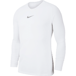 Nike Park First Layer Maillot Manches Longues Enfants - Blanc