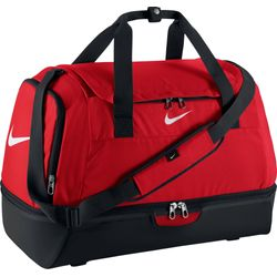 Nike Club Team (Large) Sporttas Met Bodemvak - University Red / Black / White