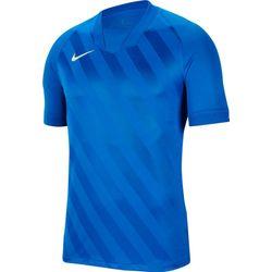 Nike Challenge III Shirt Korte Mouw Heren - Royal