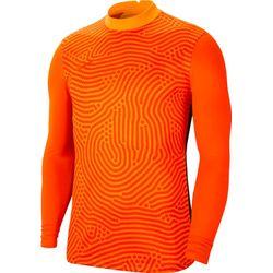 Nike Gardien III Keepershirt Lange Mouw - Oranje