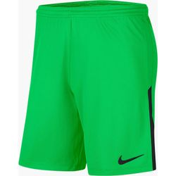 Nike League II Short Heren - Fluo Groen