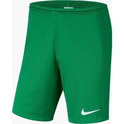 Nike Park III Short Heren - Groen