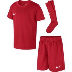Nike Park Sporttenue Korte Mouw Kinderen - Rood
