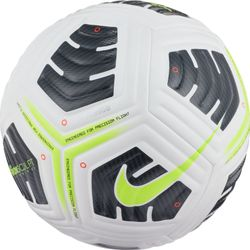 Nike Academy Pro Fifa (Size 5) Wedstrijdbal - Wit / Zwart / Fluogeel