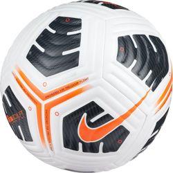 Nike Academy Pro Fifa (Size 5) Wedstrijdbal - Wit / Zwart / Fluo Oranje