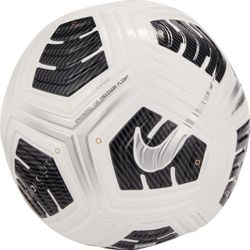 Nike Club Elite Ballon De Compétition - Blanc / Noir