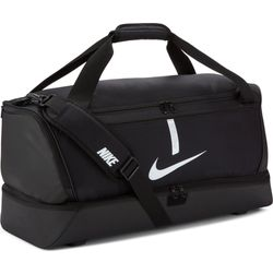Nike Academy Team (Large) Sac De Sport Avec Compartiment Inférieur - Noir