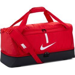 Nike Academy Team (Large) Sac De Sport Avec Compartiment Inférieur - Rouge
