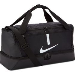 Nike Academy Team (Medium) Sac De Sport Avec Compartiment Inférieur - Noir