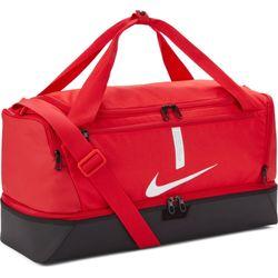 Nike Academy Team (Medium) Sac De Sport Avec Compartiment Inférieur - Rouge