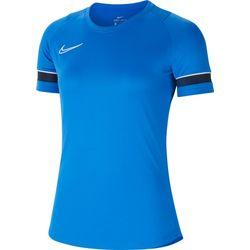 Nike Academy 21 T-Shirt Dames - Royal / Marine