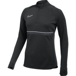 Nike Academy 21 Ziptop Femmes - Noir / Anthracite
