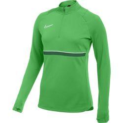 Nike Academy 21 Ziptop Dames - Green Spark