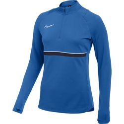 Nike Academy 21 Ziptop Dames - Royal / Marine