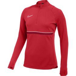Nike Academy 21 Ziptop Dames - Rood / Bordeaux