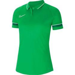 Nike Academy 21 Polo Dames - Green Spark