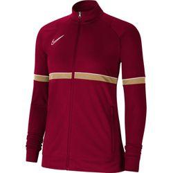 Nike Academy 21 Trainingsvest Dames - Bordeaux / Goud