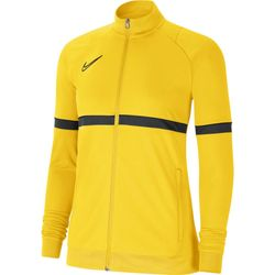 Nike Academy 21 Trainingsvest Dames - Geel / Antraciet