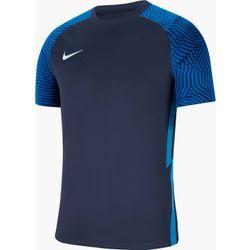 Nike Strike II Shirt Korte Mouw - Marine / Royal