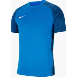 Nike Strike II Shirt Korte Mouw - Royal / Marine