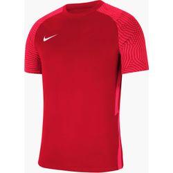 Nike Strike II Shirt Korte Mouw Heren - Rood